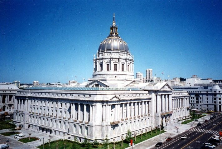San-Fransisco-CITY-HALL