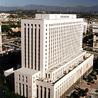 Los Angeles Federal Court house