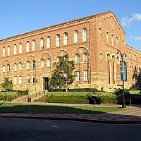 UCLA Haines Hall
